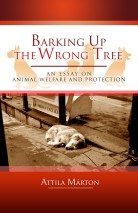 Barking Up The Wrong Tree- Front Cover